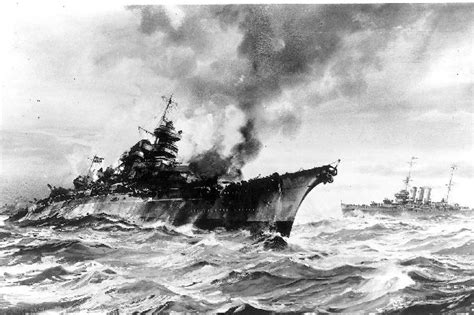 Where Did The Bismarck Sink by Why Churchill Ordered The Royal Navy To Sink The Bismarck