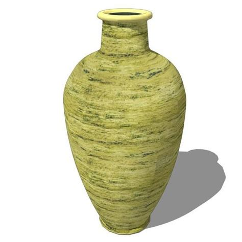 Sketchup Vase by Garden Vase And Urn 3d Model Formfonts 3d Models Textures