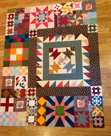 Orphaned Ideas 2 by Scrappy Orphan Blocks Quilt For Arrangement Ideas
