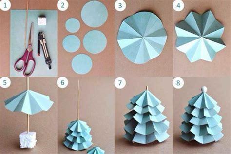 Bastelanleitungen Aus Papier by 1001 Ideen F 252 R Weihnachtsbasteln Mit Kindern