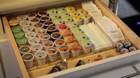 K Cup Organizer Drawer by K Cup Drawer Organizer Organizemydrawer Design