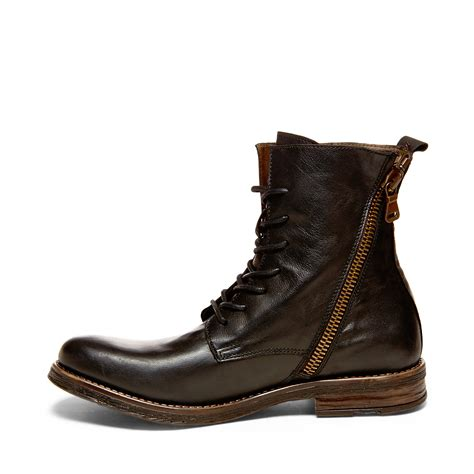 Cardinal Shoes Smith 1 Brown steve madden pascal in brown for lyst
