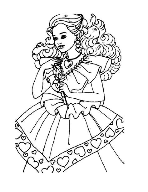 barbie silhouette coloring page princess barbie coloring pages birthday party