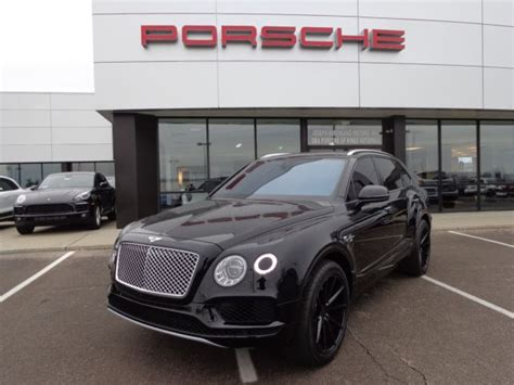 bentley black interior sjaac2zv3hc014346 2017 bentley bentayga black
