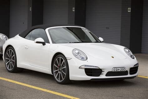 2013 porsche 911 s 2013 porsche 911 s cabriolet review caradvice