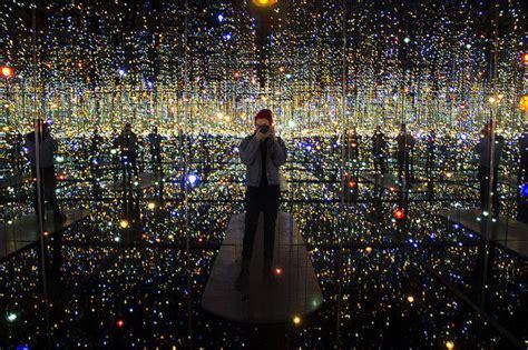 Infinity Room Nyc by Infinity Mirrored Room Fubiz Media