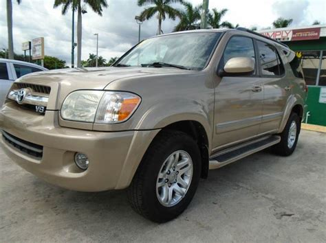 Toyota Sequoia For Sale Florida Used Toyota Sequoia For Sale West Palm Fl Cargurus