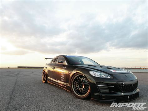 Hd 20b mazda rx8 coupe tuning japan kit cars wallpaper 1600x1200 498782 wallpaperup