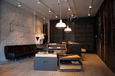 concept design new york vane x sebago concept store new york 187 retail design blog