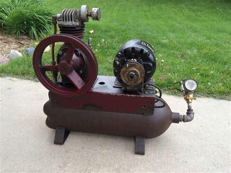 isparts repair vintage saylor beall air compressor