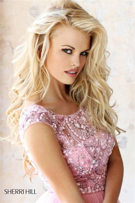 hair sherri hill best 1603 great hairstyles images on pinterest hair and