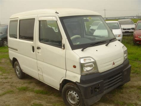 mitsubishi minicab van mitsubishi minicab van 2000 used for sale