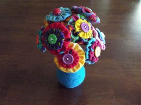 yo yo craft projects what remains now 187 archive 187 try this yo yo bouquets
