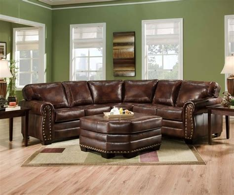 macys leather sofas sectionals