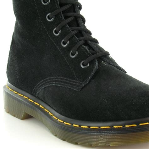 dr martens dr martens blair womens suede leather mid calf