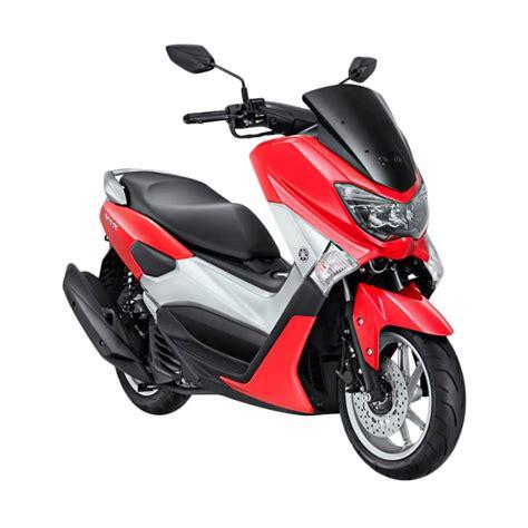 jual yamaha nmax  abs climax red sepeda motor otr