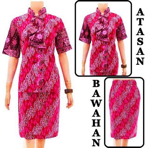 Rok Blouse Batik Setelan Pramugari setelan batik pramugari pin by batik bagoes on