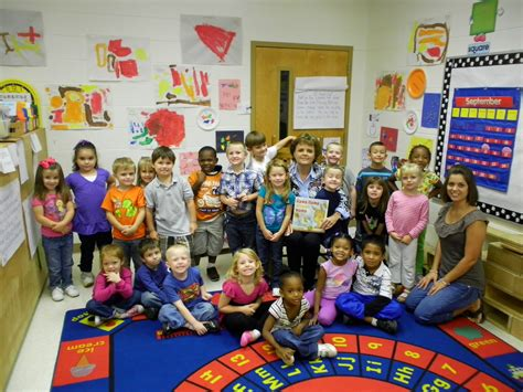 pre kindergarten centralhatchee principal visits pre k