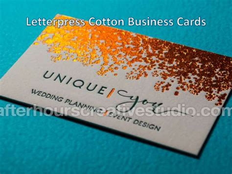 Cotton On Gift Card - reasonable letterpress cotton business cards on 450gsm