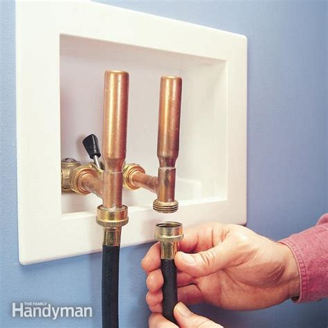 What Is A Water Hammer In Plumbing by Stop Banging Water Pipes The Family Handyman