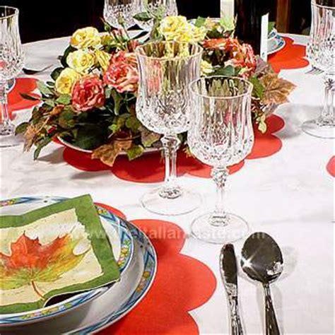 apparecchiare la tavola in autunno decorazioni per la tavola in autunno