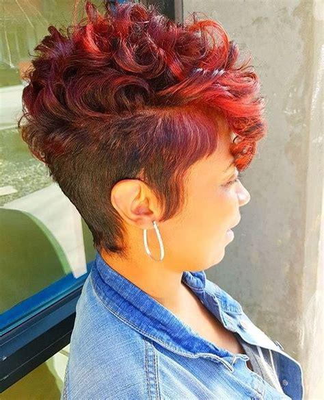 black women short hair style cut like 27 piece 40 african american short hairstyles part 9