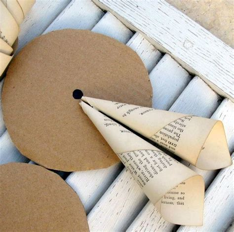 White Paper Crafts - 31 best library ideas images on book