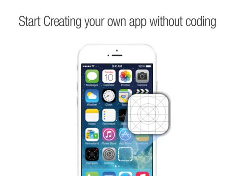 design your own home app for ipad apper how to create an app become an app maker on the