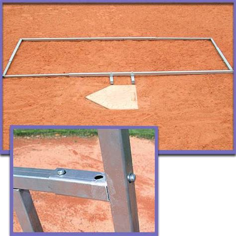 batters box template adjustable batter s box template bsn sports