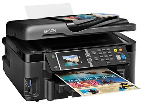 Printer Epson Wf 3620 epson workforce wf 3620 wifi direct all in one color
