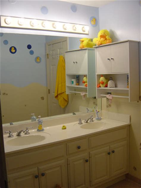 update duck themed bathroom thriftyfun