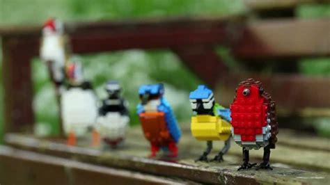 Legobrick Ang Bird The 1 lego birds by tom poulsom 171 twistedsifter