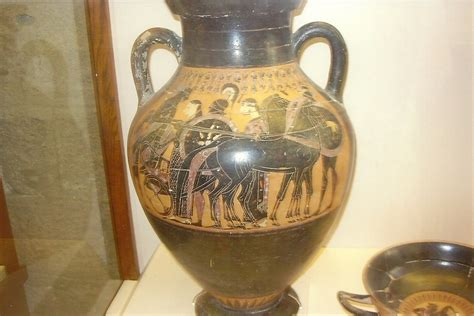 Grecian Vase Crossword by Ode To A Grecian Urn In Chaldron