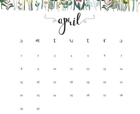 design calendar pinterest april 2018 calendar floral designs calendar 2018 pinterest