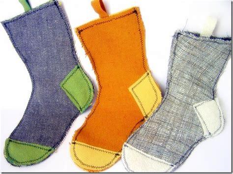 lade di stoffa cucito creativo per natale calze con i ritagli di stoffa