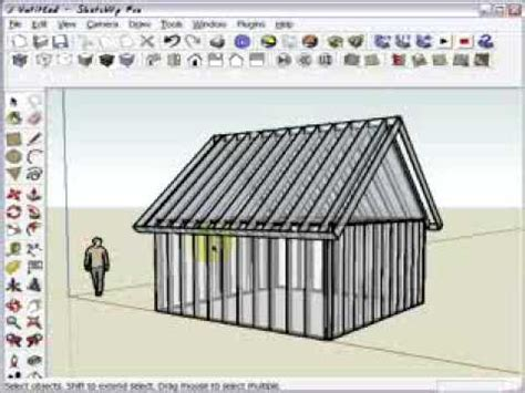 house builder sketchup housebuilder plugin
