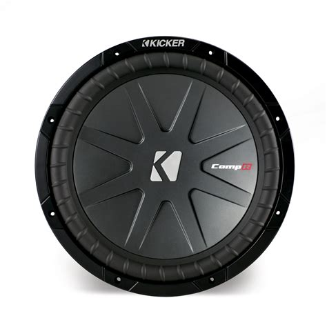 Kicker Sz 39 43 kicker cwr12 compr series 12 quot 500 watt rms dual 4 ohm subwoofer with installation kit hpca