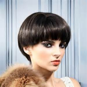 coupe boule cheveux courts