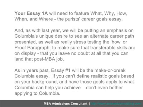 When Is Late To Submit Columbia Mba Application by Breaking Columbia Business School S 2012 2013