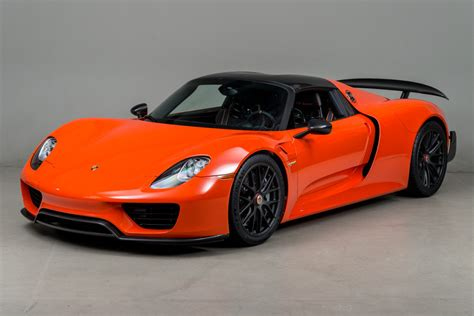 porsche orange gallery continental orange porsche 918 weissach