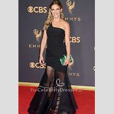Natalie Morales Red Dress | 650 x 975 jpeg 122kB