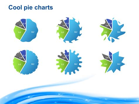 If You Have To Use A Pie Chart Be Cool User Friendly Cool Excel Chart Templates