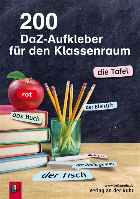 Aufkleber Mit Namen Für Kita by 200 Daz Aufkleber F 252 R Den Klassenraum