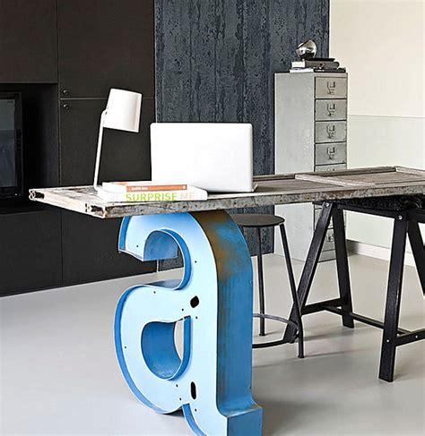 diy office desks for the modern home