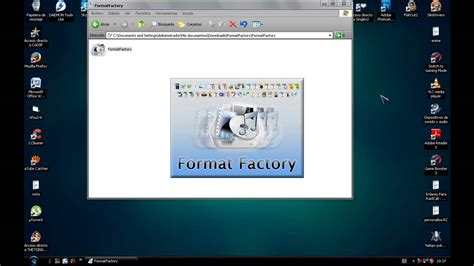 como instalar format factory en mac descargar y como usar format factory 2015 youtube