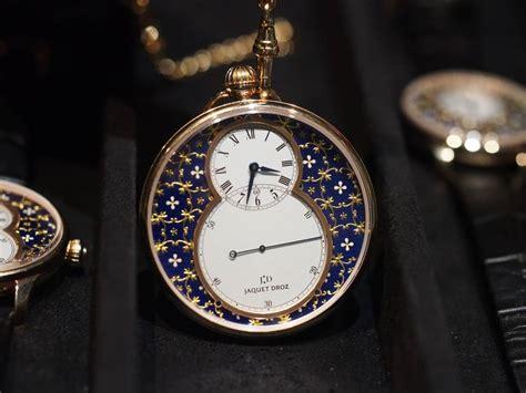 haute five best pocket watches in 2014 haute time