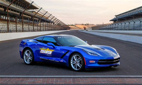 corvette stringray 2014 2014 chevrolet corvette stingray indy 500 pace car