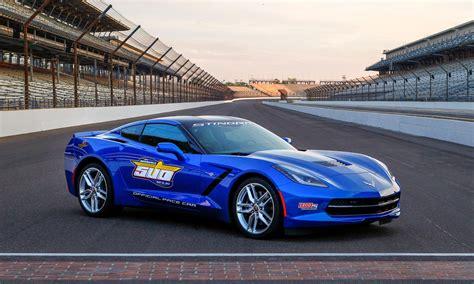 corvettes of the 2014 chevrolet corvette stingray indy 500 pace car news