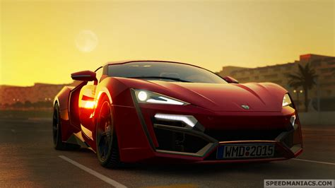 Teuerste Auto Fast 7 by Project Cars Supersportwagen Aus Fast Furious 7 Als