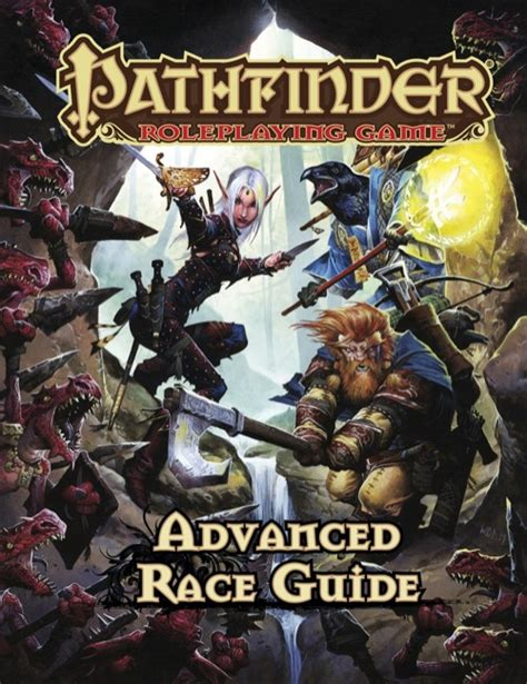 pathfinder roleplaying advanced player s guide review pathfinder roleplaying advanced race guide